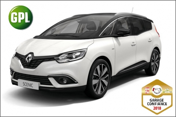renault scenic iv 1 3l tce 140cv bvm-6 intens gpl